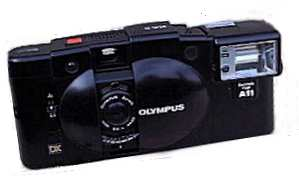 olympus xa3 with flash